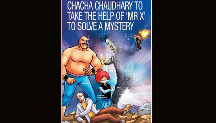 Emraan Hashmi launches special edition of Chacha Chaudhary