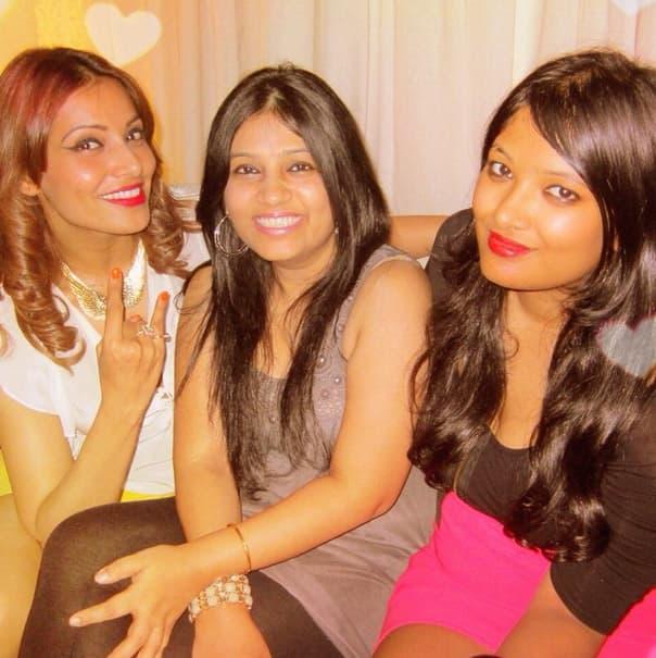 The Basu Girls @sonibasu and @vi_basu ! Thank god I have sisters - Instagram@bipashabasu