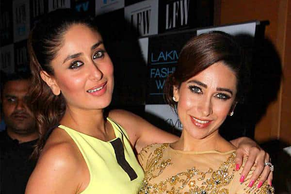 Kareena Kapoor Khan :- #KareenaKapoorKhan & #KarishmaKapoor RT  @ETCBollywood Who are your favourite star siblings?  -twitter