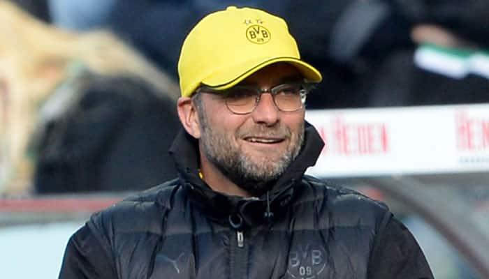 Juergen Klopp favourite to be Manchester City's next manager