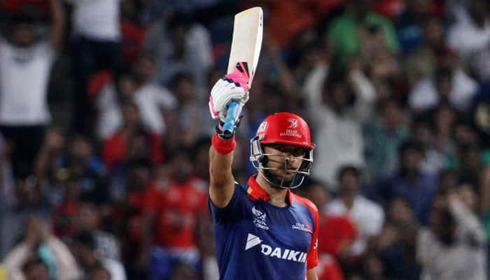 IPL 2015: Mayank Agarwal, Yuvraj Singh guide Delhi to 5-wicket win over Kings XI Punjab
