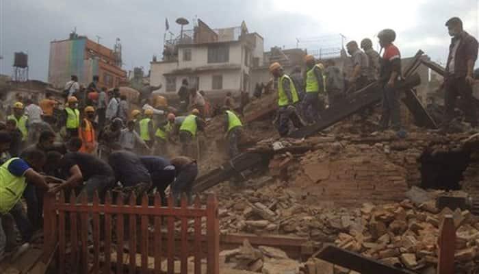 Massive earthquake rattles Nepal, rocks India: As it happened on Saturday