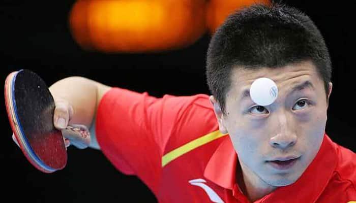 Ma Long Enters World Table Tennis Championships Semis