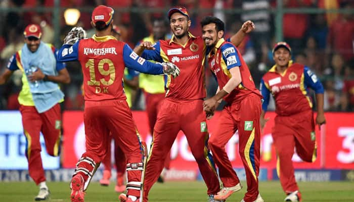 IPL 2015: Magnificent Mandeep Singh wins exciting match for RCB against KKR