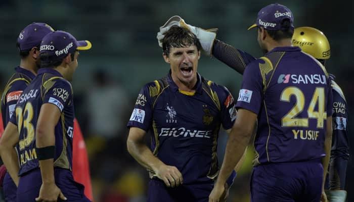 IPL 8: KKR bowlers stifle Sunrisers into submission