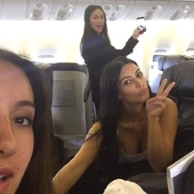 Kim Kardashian West :- Brazil....here we come!!!  -twitter
