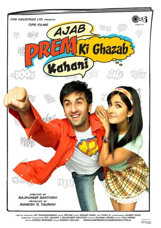 Ranbir, Katrina--On screen timeless moments!
