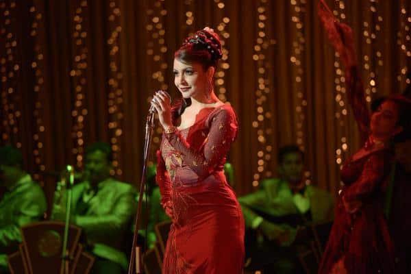 Movie Stills- Anushka Sharma in #BombayVelvet. Pic Courtesy:Twitter