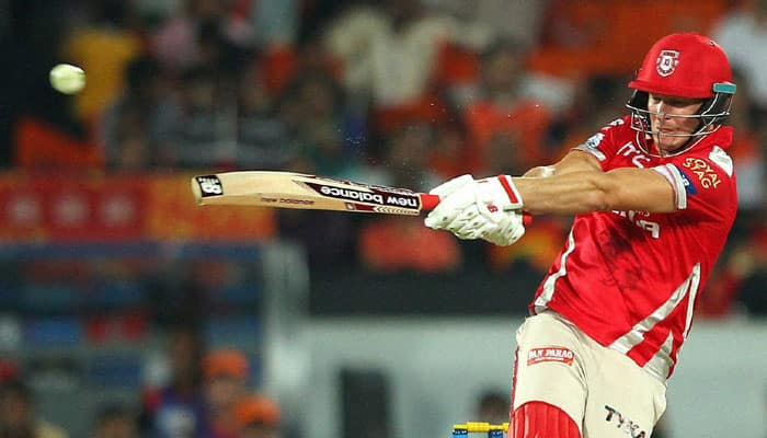 IPL 8: David Miller's Six sees Kolkata Police constable lose an eye