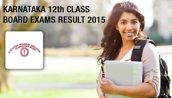 KSEEB 2nd PUC Results 2015: Karnataka Board 12th class, Second II PUC Intermediate exam results 2015 postponed and to be announced on kseeb.kar.nic.in on May 18