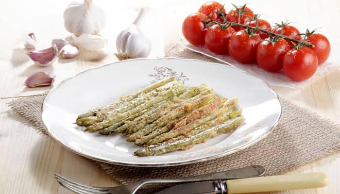 Recipe: Roasted Asparagus