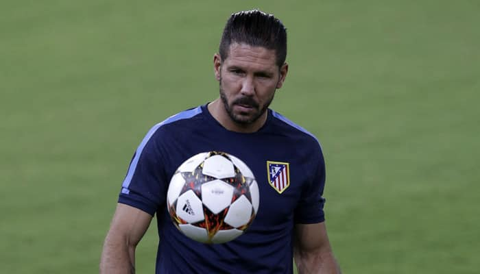 Atletico Madrid primed for further Barca, Real Madrid: Diego Simeone