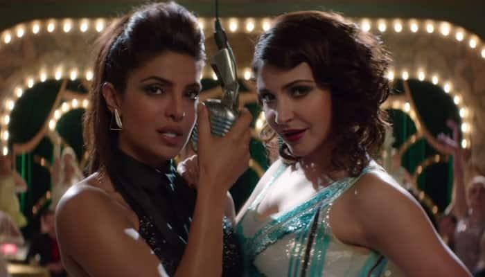 Watch: Anushka, Priyanka sizzle in 'Girls Like to Swing' from 'Dil Dhadakne Do'
