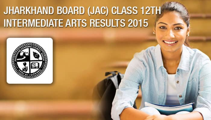 Check JAC 12th Inter Arts Result 2015: JAC 12th Inter Arts Result 2015 declared on jac.nic.in