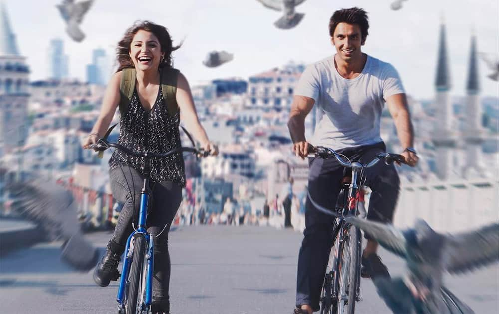 Presenting the new #DDDPoster! Farah and Kabir killing it... What do you guys think? Twitter@DDDTheFilm