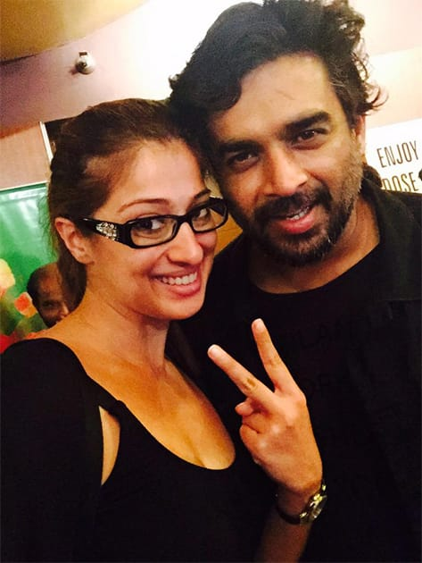 Omg how much I laughed n thoroughly enjoyed the film #TanuWedsManuReturns 5⭐️ @ActorMadhavan ur an evergreen actor. Twiiter