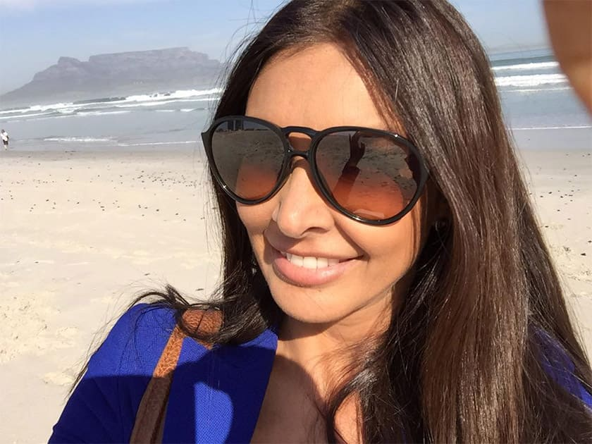 Had an hour to kill until my next shot so when in #Capetown the beach is never far, and #TableView is a killer vista. Twitter‏@Lisaraniray