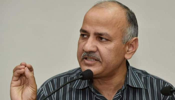 Make helpline number on air pollution public: Sisodia to civic bodies
