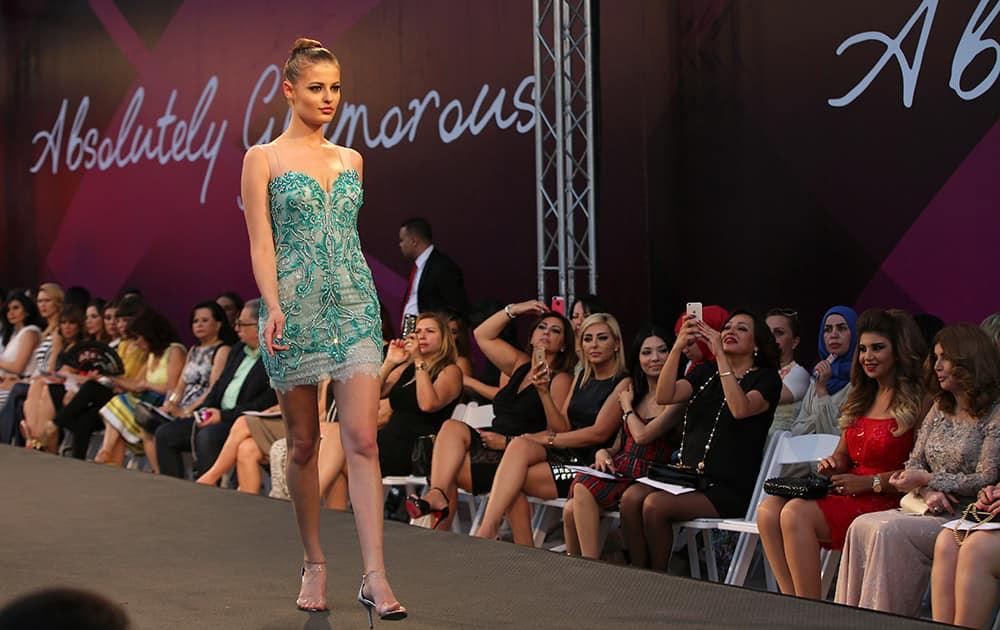 Lebanon Fashion Week News Zee News