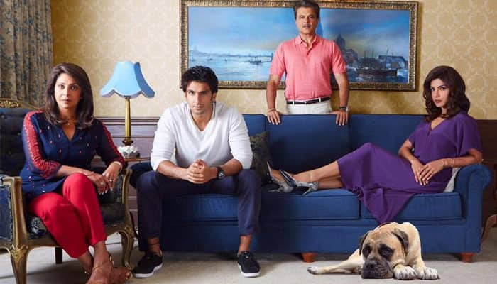 'Dil Dhadakne Do' pooch to travel for promotions?
