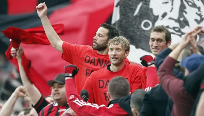 Bayer Leverkusen's Gonzalo Castro joins Borussia Dortmund