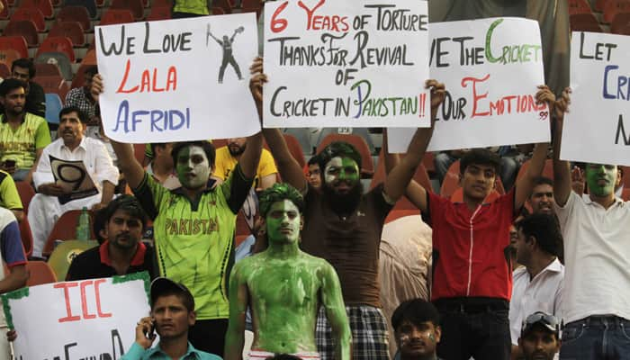 Pakistan fans face tickets shortage after theft in PCB office