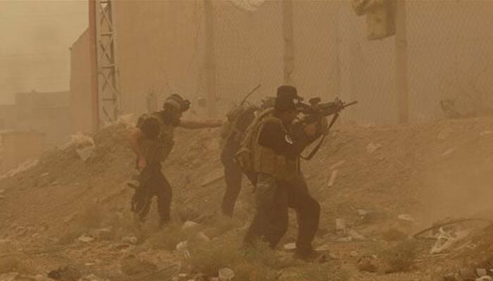 Iraqi Shi'ite militia claim leadership of Anbar campaign against Islamic State
