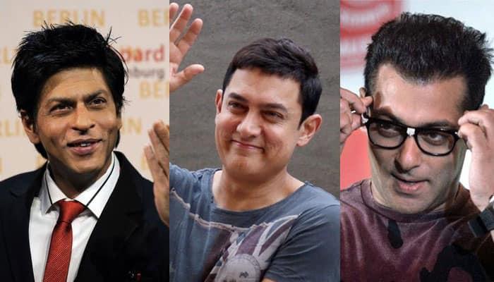 First look: Aamir Khan joins Shah Rukh to promote Salman's 'Bajrangi Bhaijaan'