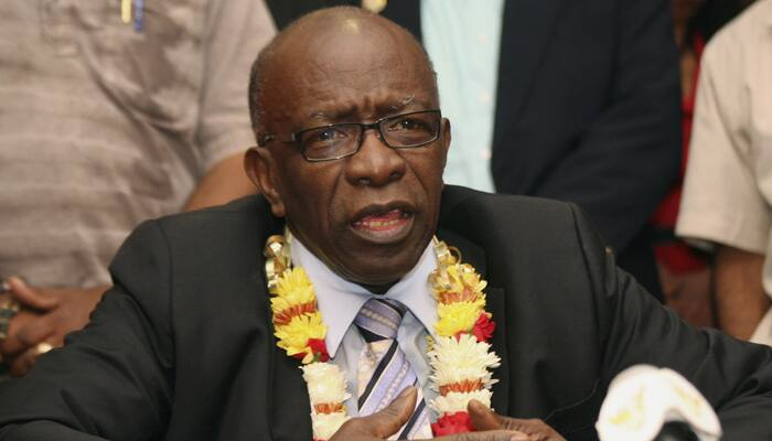 Jack Warner arrested following FIFA World Cup bribe allegations