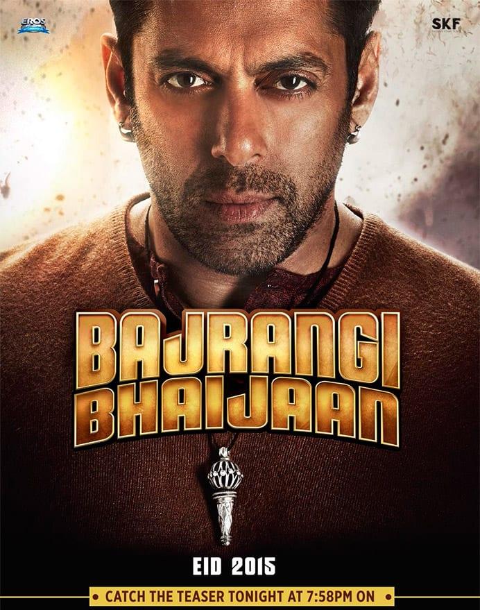 Bajrangi Bhaijaan ka namaste, aapko! #BBTeaserTonight @BBThisEid Twitter@BeingSalmanKhan