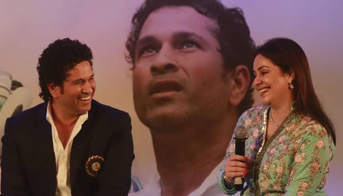 "When Sachin Tendulkar's driving became a cause of ""headache"" for Anjali Tendulkar"