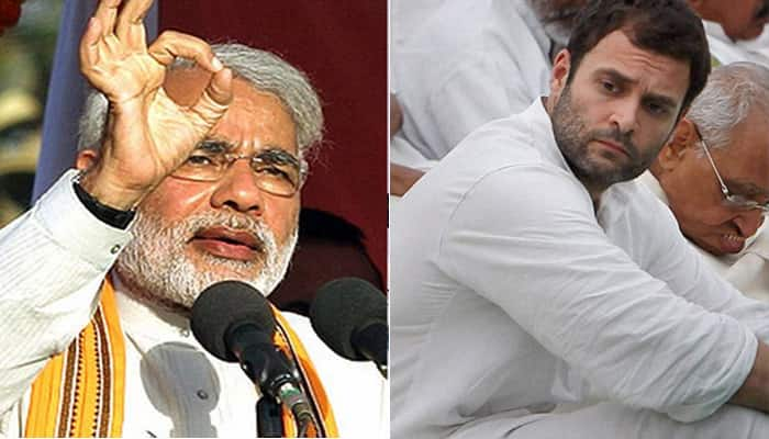 Narendra Modi hits back at Rahul Gandhi, says 'suit-boot' more acceptable than 'suitcase'