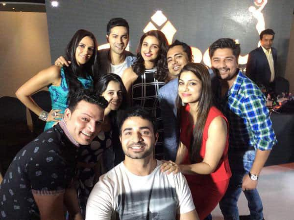 UTV Motion Pictures :- Team #ABCD2 taking #AIBA2015 by storm! -twitter