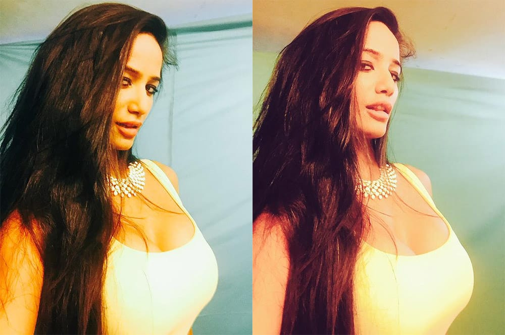 I wish I could just eat myself....- Twitter@iPoonampandey