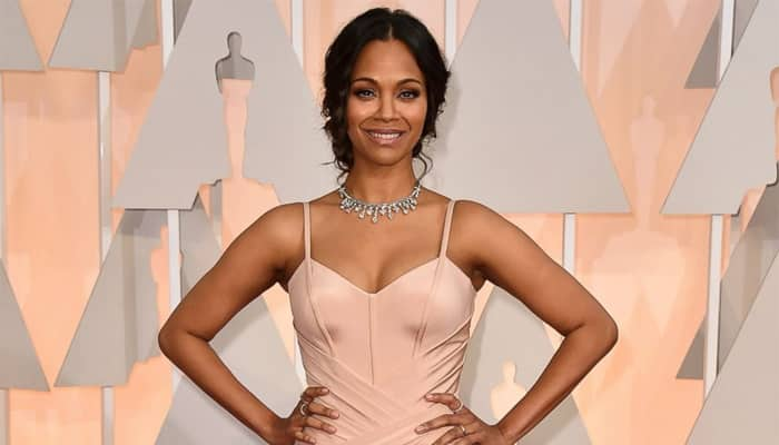 Zoe Saldana opens up about hubby Marco Perego taking her surname