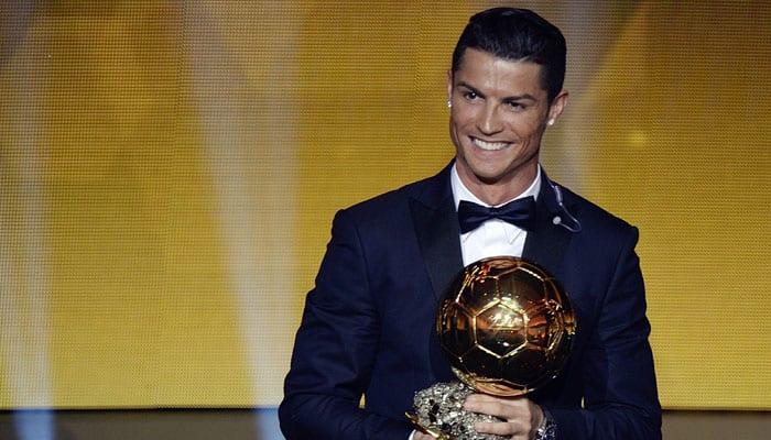 Cristiano Ronaldo tops football`s marketing charts