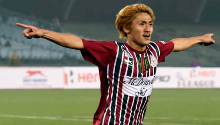 Japanese Katsumi Yusa extends contract with Mohun Bagan