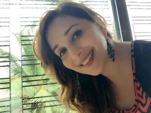 Madhuri Dixit-Nene :- Thanks for the lovely art work tweethearts! Goodnight and sweet dreams! -twitter