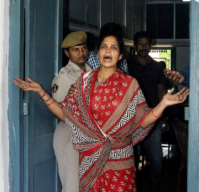 Saila Ranasingh, accused and wanted for the Haldipadia police attack, arrested by Laxmisagar police in Bhubaneswar.