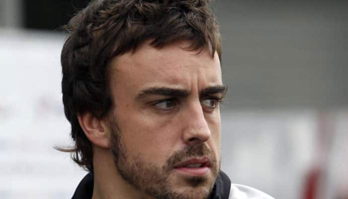 McLaren's Fernando Alonso back on team duty and on message