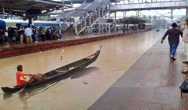 No need to go to Venice. #MumbaiRains - Twitter@AJumpper
