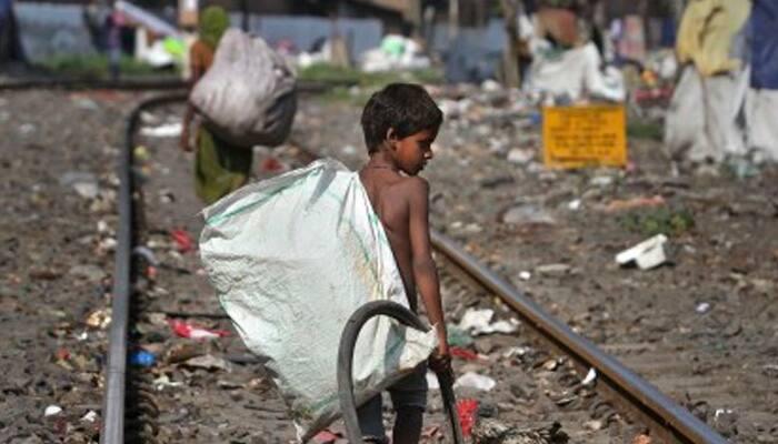 Over 8,000 children working in Delhi garment factories: Report