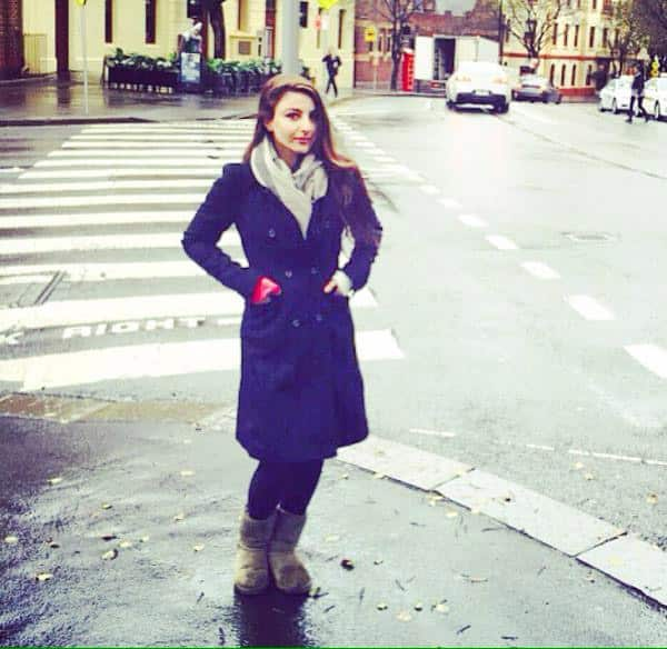 Sydney diaries ...such a beautiful city, even in the rain!  Twitter@sakpataudi