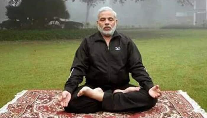 Countdown begins for International Yoga Day; PM Modi to reach Rajpath at 6:40 am on Sunday