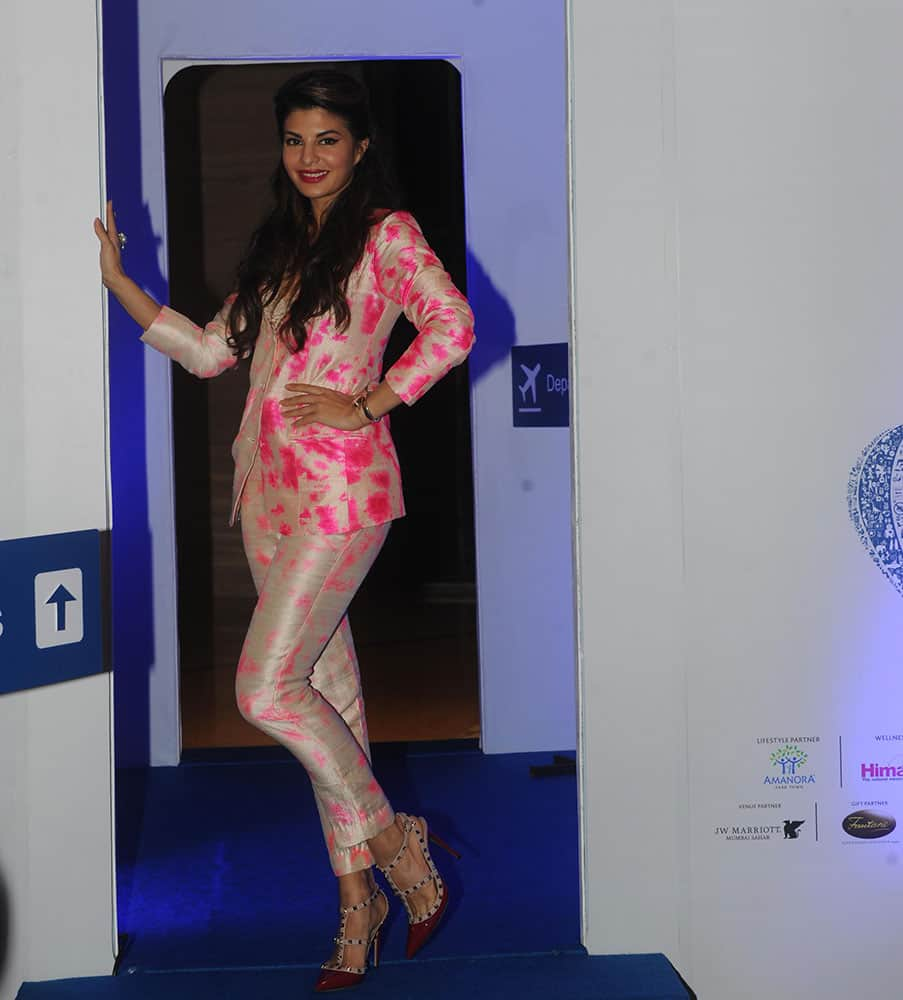 Jacqueline Fernandes at a event in Mumbai. -dna