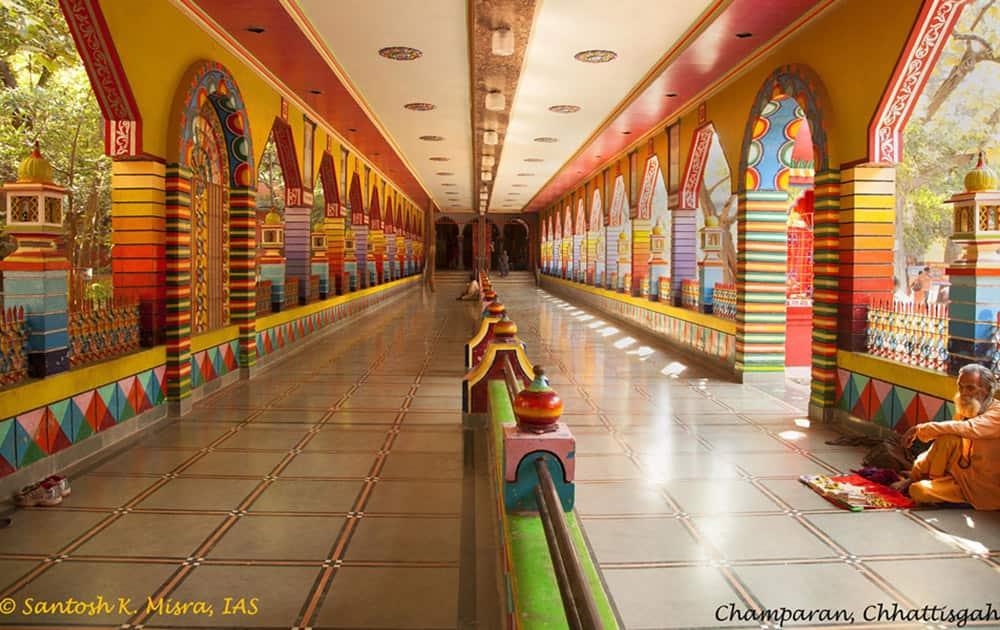 Champaran Temple - Pic Courtesy: Chhattisgarh tourism