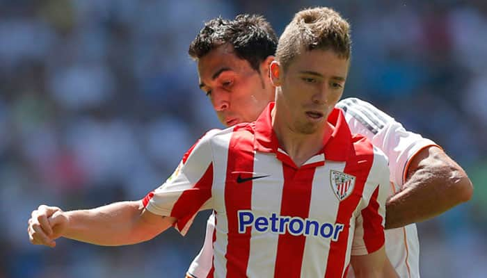 caff4779c5fb2 Iker Muniain signs new deal with Athletic Club Bilbao