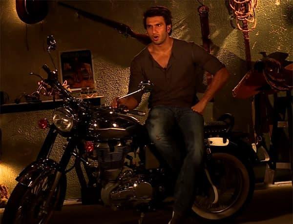 Ranveer Singh—Movie stills