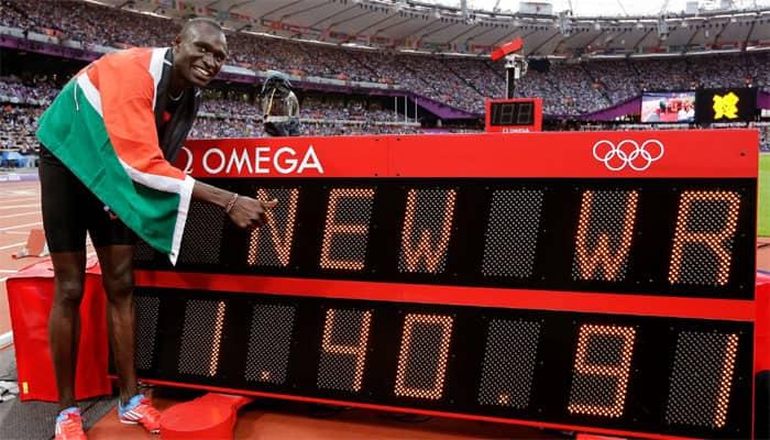 Tough challenge for Olympic 800m champ David Rudisha in Lausanne Diamond League