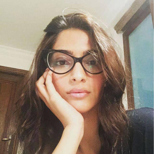Sonam Kapoor :- pensive  -twitter